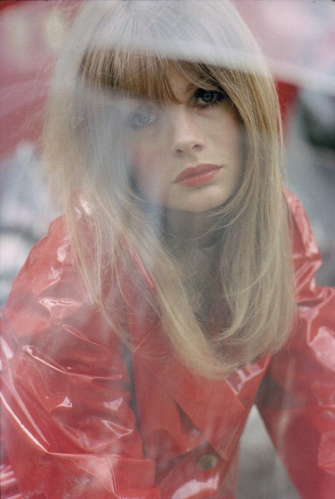 jean shrimpton  u2013 doll with a frown