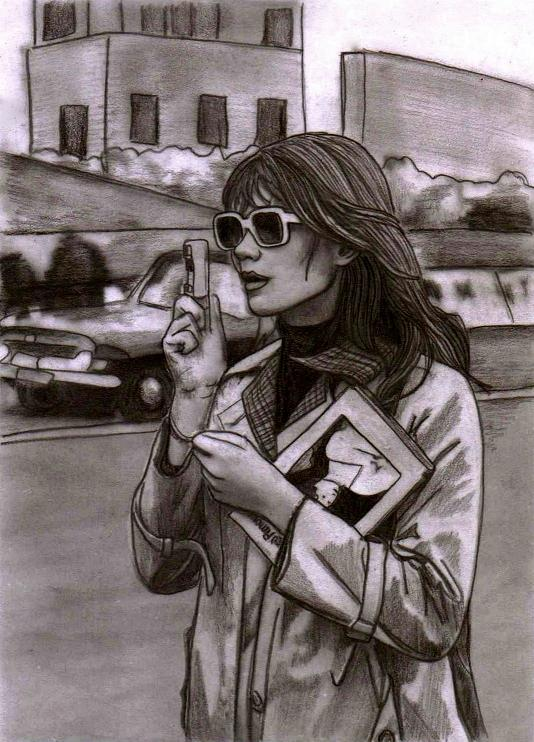 Francoise Hardy by skiesdreamblue