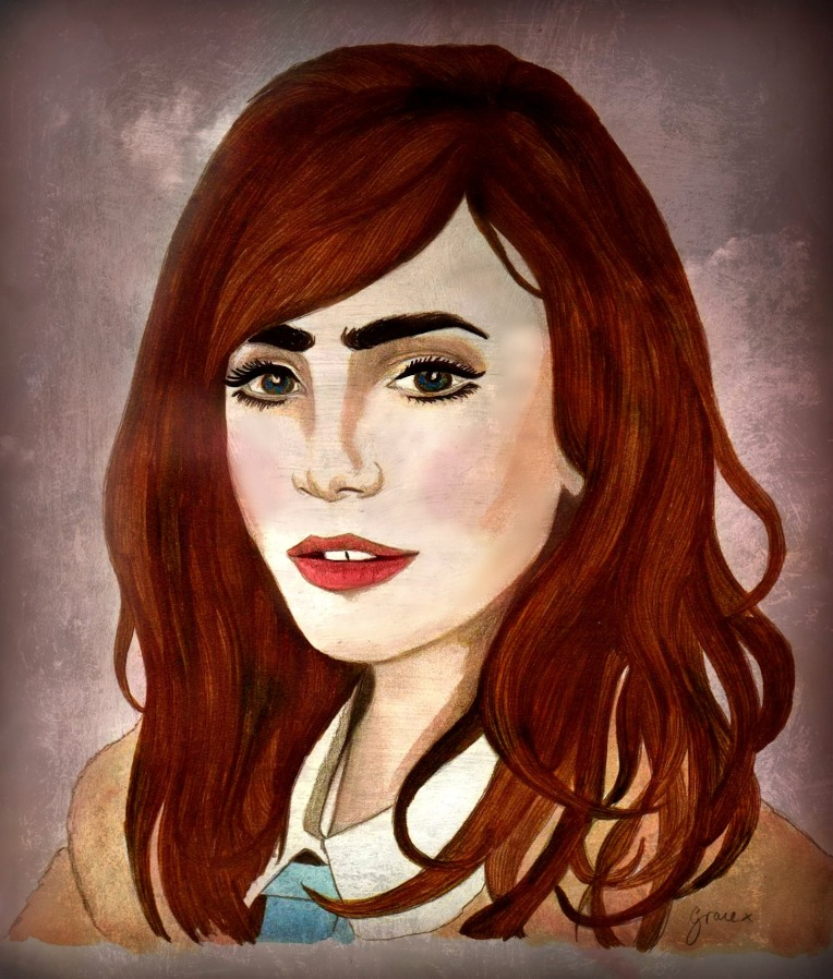 lily collins copy dollwithafrown